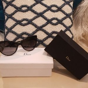 Dior Black Sunglasses 100% Authentic